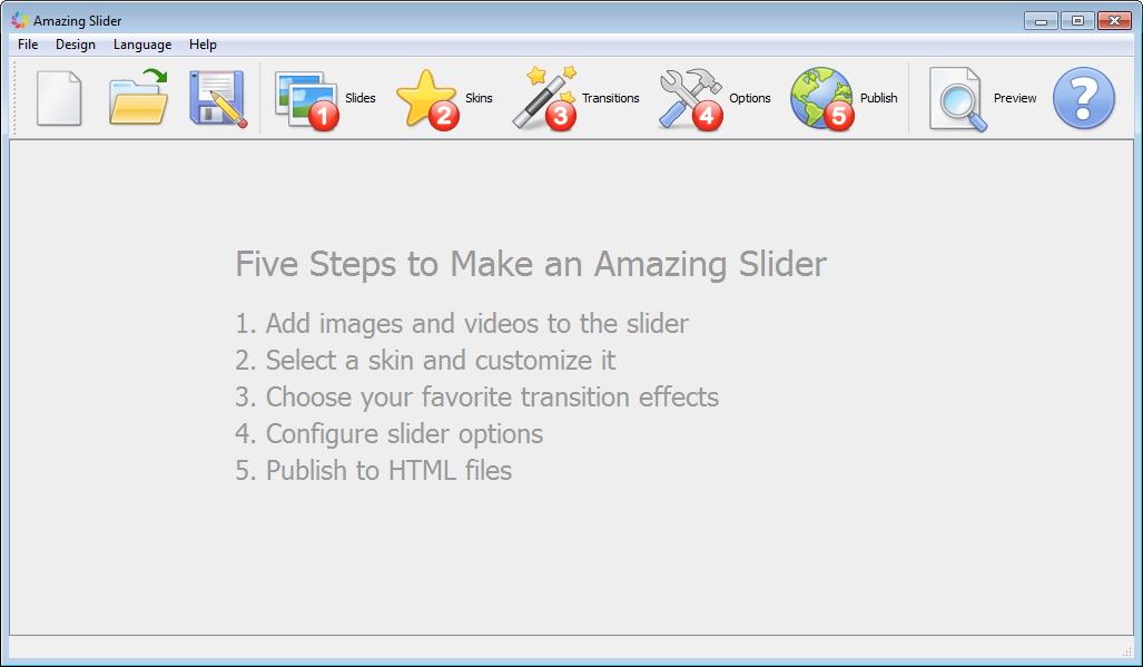 Amazing Slider screenshot