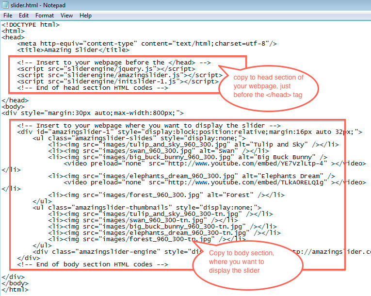 Code View In Html Editor