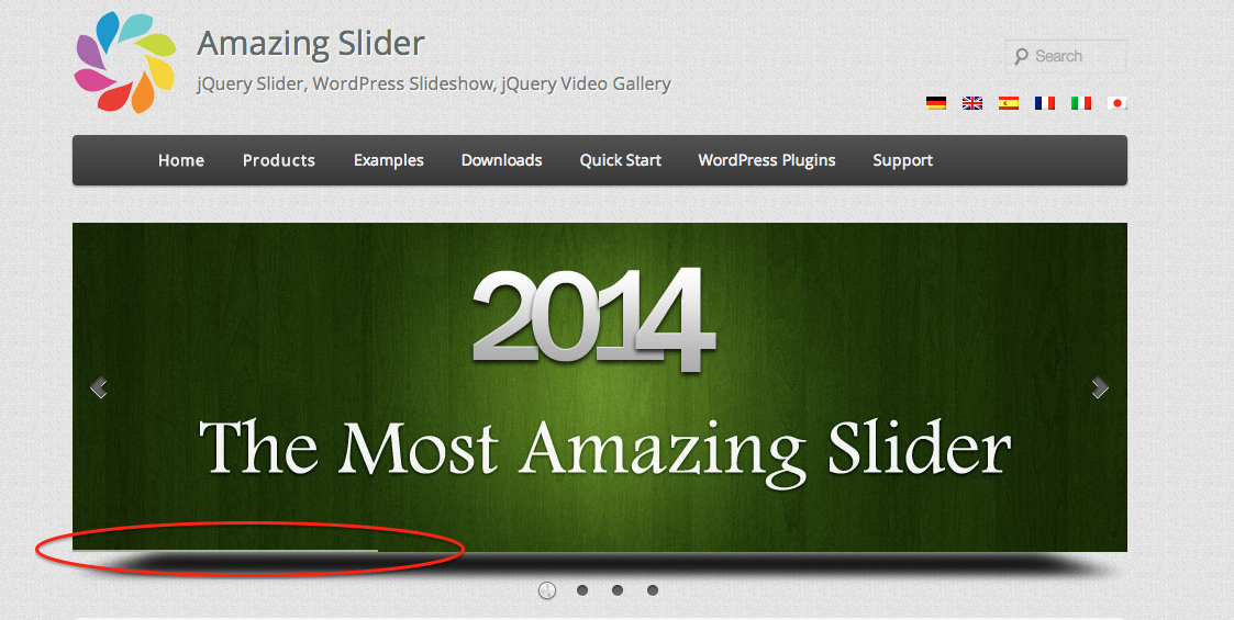 Why WOW jQuery Slider