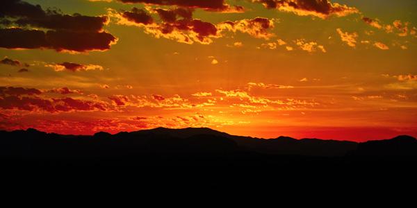 Desert Sunrise